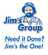 Need it Done? Jim's the One!